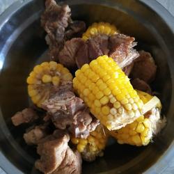 玉米炖排骨的做法[图]