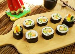 金枪鱼紫菜卷饭