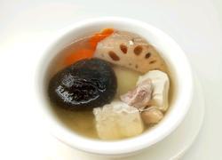 备孕汤谱 什锦汤7种食材营养均衡