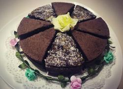 黑米酸奶蛋糕
