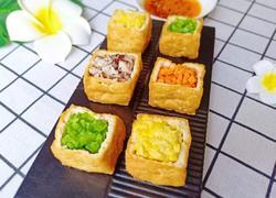 蔬菜豆腐盅