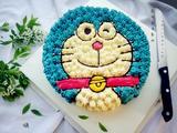 机器猫生日蛋糕的做法[图]