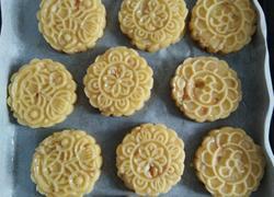 花生核桃酥饼干