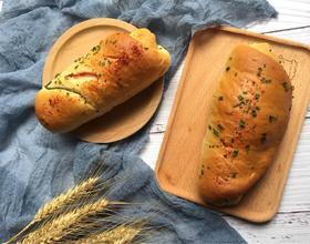 葱香辣味面包卷