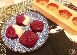 紫薯山药糯米糕