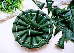 家乡牛角粽