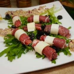 意式生牛肉片