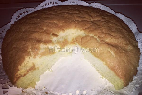 八寸全蛋蛋糕(含杯子蛋糕)