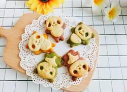 果蔬奶香卡通饼干