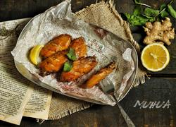 柠檬姜蓉蜂蜜烤鸡翅