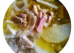 野笋火腿(云南)土鸡煲