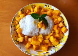 糯米芒果饭