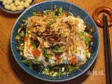 银鱼皮蛋豆腐的做法[图]