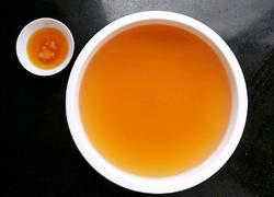 山楂绿茶饮