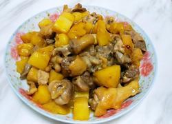 粤式菠萝鸡