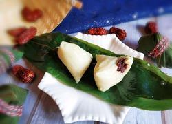 清香糯米红枣粽