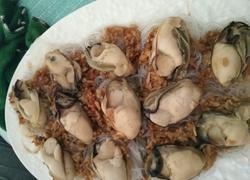 蒜蓉粉丝牡蛎