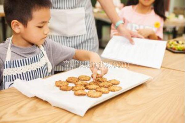 藜麦燕麦能量饼