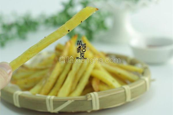 薯条 非油炸