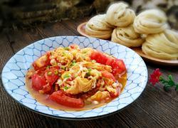 番茄炒蛋(一样的食材不一样的做法)
