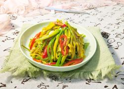 炝炒金针菜
