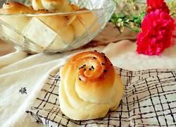 酸奶蜂蜜小面包
