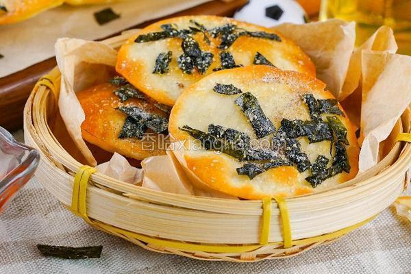 饺子皮变身芝士脆饼