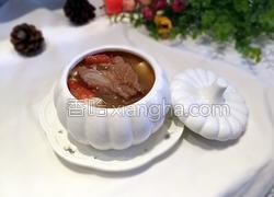 番茄豆腐排骨汤