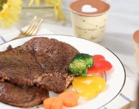 快手晚餐(香煎牛排&提拉米苏)