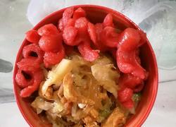 酸菜粉条肉