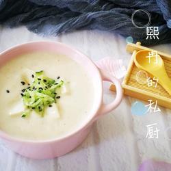 韩式水豆腐冷汤