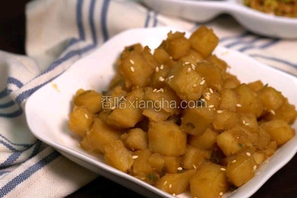 韩式马铃薯