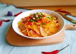 泡椒土豆片(酸辣土豆片)