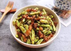 芽菜四季豆