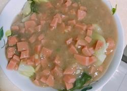 上汤小白菜