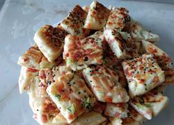 大米煎发面饼