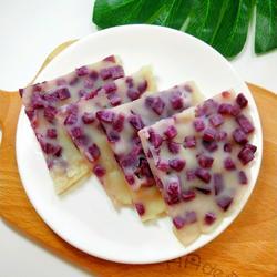 宝宝辅食紫薯软饼的做法[图]