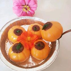 玲珑南瓜饼