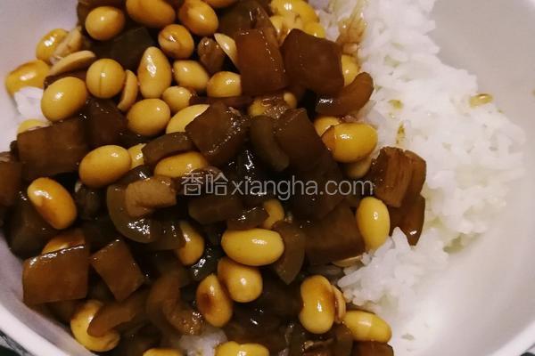 老北京肉皮酱豆