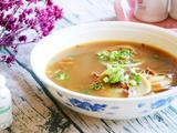 干贝白粬汤的做法[图]
