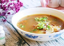 干贝白粬汤