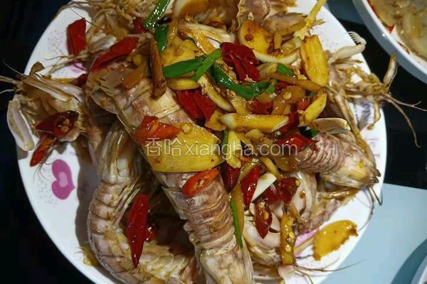 鲜甜濑尿虾