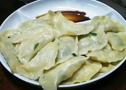 粉丝豆腐鸡蛋水饺