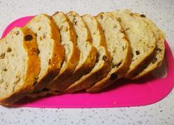 核桃全麦面包