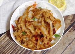 5分钟快手家常菜‼️用火锅底料炒菜竟然如此好吃