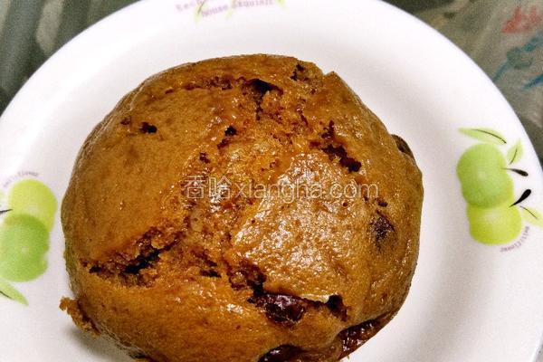 红枣红糖发糕