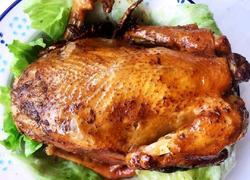 焗鸡之电饭煲版
