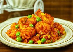 韩式干烧大虾