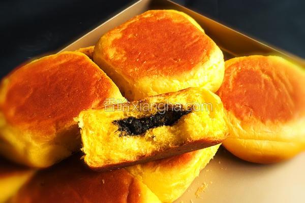南瓜喜饼+芝麻核桃味