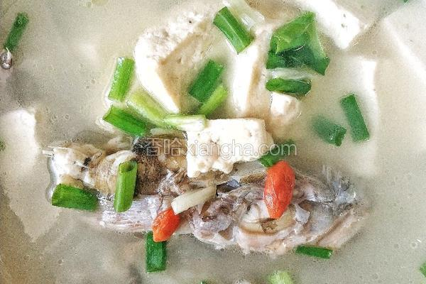 清炖楞蹦鱼(海鲶鱼)